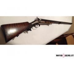 Fucile combinato fatto a Ferlach
