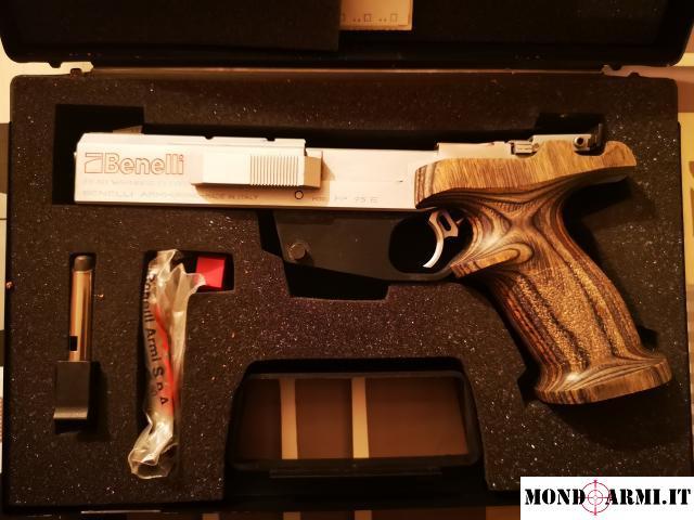 Benelli MP95E cromata Cal 32 wc
