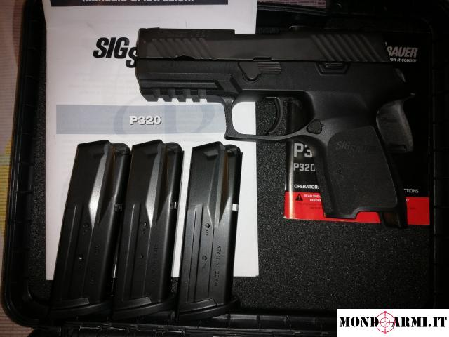 Sig Sauer P320 Compact 45 ACP