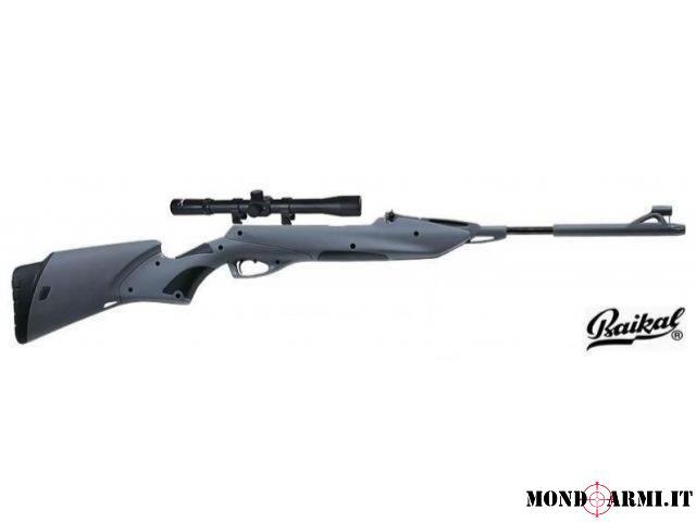 Carabina ad aria compressa BAIKAL MP 512 con ottica sniper. LIBERA VENDITA!