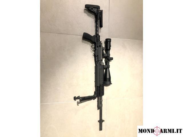 VENDO NORINCO M14 CON SAGE EBR M14 E OTTICA KONUSPRO M30