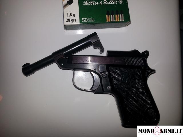 vendo pistola marca P.Beretta