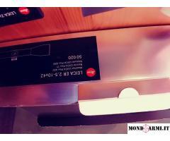 Cannocchiale ottica Leica