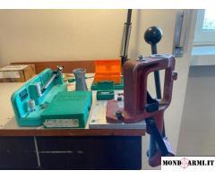 PRESSA PACIFIC , bilancino  RCBS, dosatore manuale, 7.5x55 6,5x55 270W