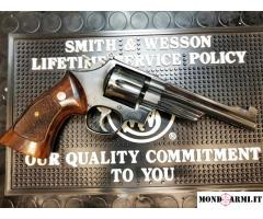 Smith & Wesson 27-6       cal. 357 Magnum