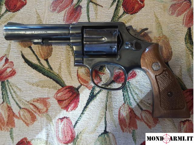 Smith & Wesson 13-3 .357 Magnum     9x31mmR    .353 Casull