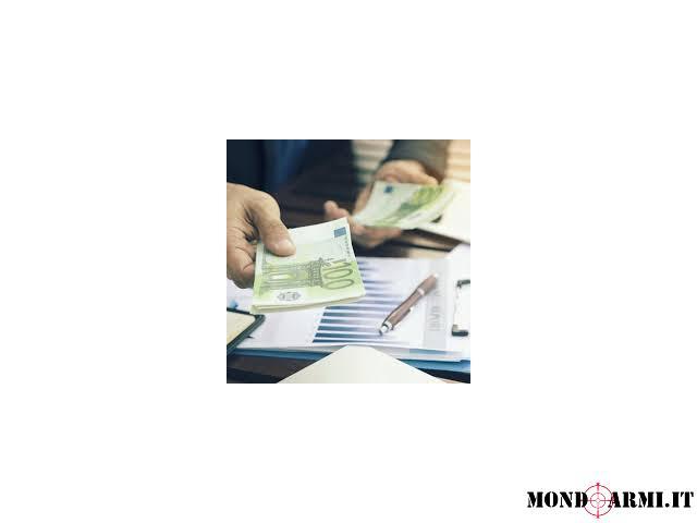 Offerta di prestito:+33751964737