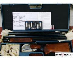 P. Beretta S682 SKEET + canne SPORTING