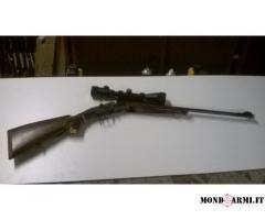 Zanardini monocolpo pieghevole 7X65 Remington