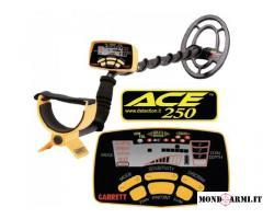 Garrett Ace 250 - Metaldetector