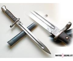 Baionetta per Mauser Modelo Argentino 1909