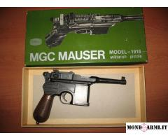 Mauser C96 Replica INERTE