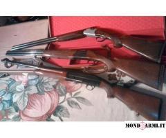 vendo armi da caccia e antiche