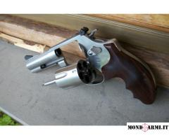 Smith & Wesson 60 chief's special 357 magnum