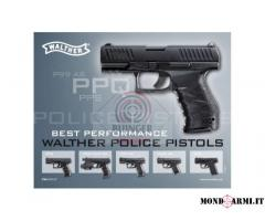 WALTHER PPQ CAL.9X21