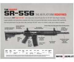 RUGER SR-556FB 223REM 16.12, CONTATTATECI PER IL PREZZO