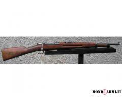 EX ODINANZA SVEZIA (CARL GUSTAV) M38