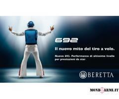 Vendo Beretta 692 cal. 12 NUOVO