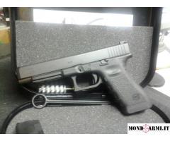 vendo pistola glock 34 sc 9x21 nuova