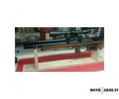 KALIBR GUN STANDARD LEGNO CAL. 6,35 CON PORTO D'ARMI