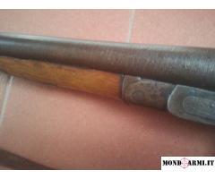 vendo fucile antico - prezzo trattabile