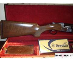 Vendo fucile Beretta S-682 trap a canna liscia