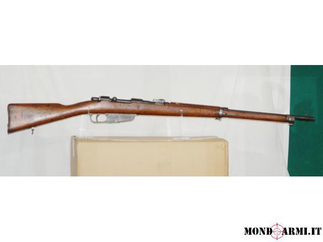 Fucile Carcano 1891/41 WWII