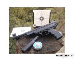 PISTOLA  HATSAN M 25 IN KIT - LIBERA VENDITA