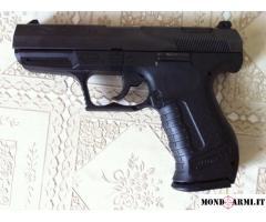 walther p99 cal.40 s&w + 100 munizioni