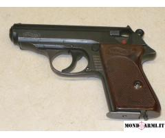 WALTHER, WALTHER PPK PERIODO NAZISTA,