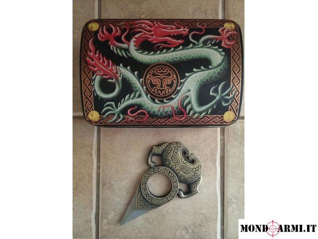 coltello Ancient Chinese Sea Dragon Dagger