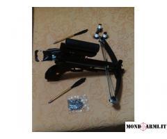 pistola balestra professionale  con mirino ottico marca royal