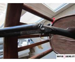 Fucile artigianale a cani esterni cal 12