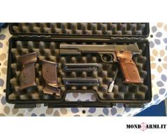 Smith&Wesson 22 LR mod.46 target match canna 7