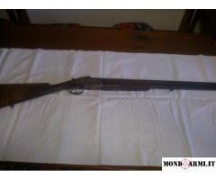 fucile sovrapposto cal.12 uso caccia