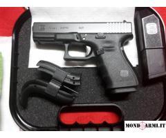 Glock G19 gen4 9x21mm IMI