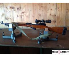 Carabina semiautomatica Norinco M56 calibro 7,62x39