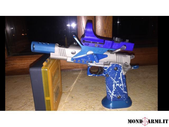 Pistola Adc open 9x21