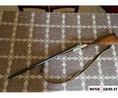 fucile doppietta Breda anni 50
