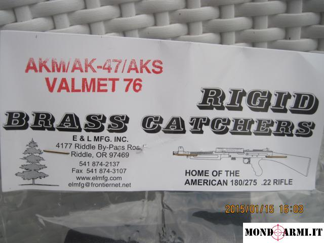 Brass Catchers (raccogli bossoli)