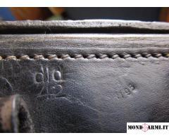 fondina per pistole Luger/P08 originale del 1942 + caricatore