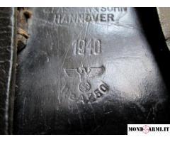 fondina per pistole Luger/P08 originale del 1940 + caricatore