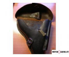 fondina per pistole Luger/P08 originale del 1915