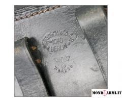 fondina per pistole Walther P38 originale del 1940