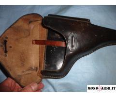 fondina per pistole Walther P38 originale del 1943 gxy