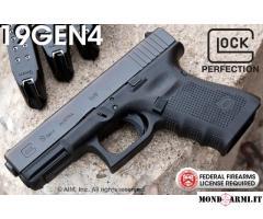 Glock  19 gen4 9x21mm IMI