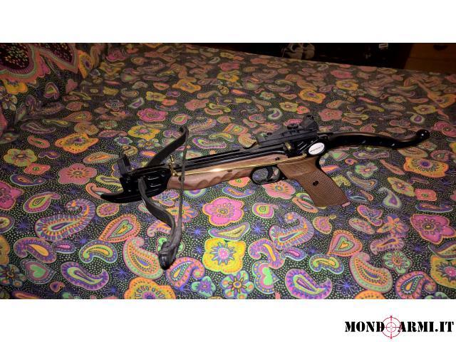 Pistola Balestra Skorpio