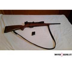 Fucile Carl Walther cal. 22 Hornett
