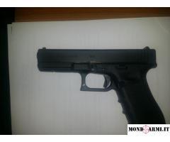 Vendo glock 17 4gen. come nuova