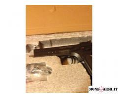 vendo pistola ad aria compressa custom limited tanfoglio acquistata nel 2015